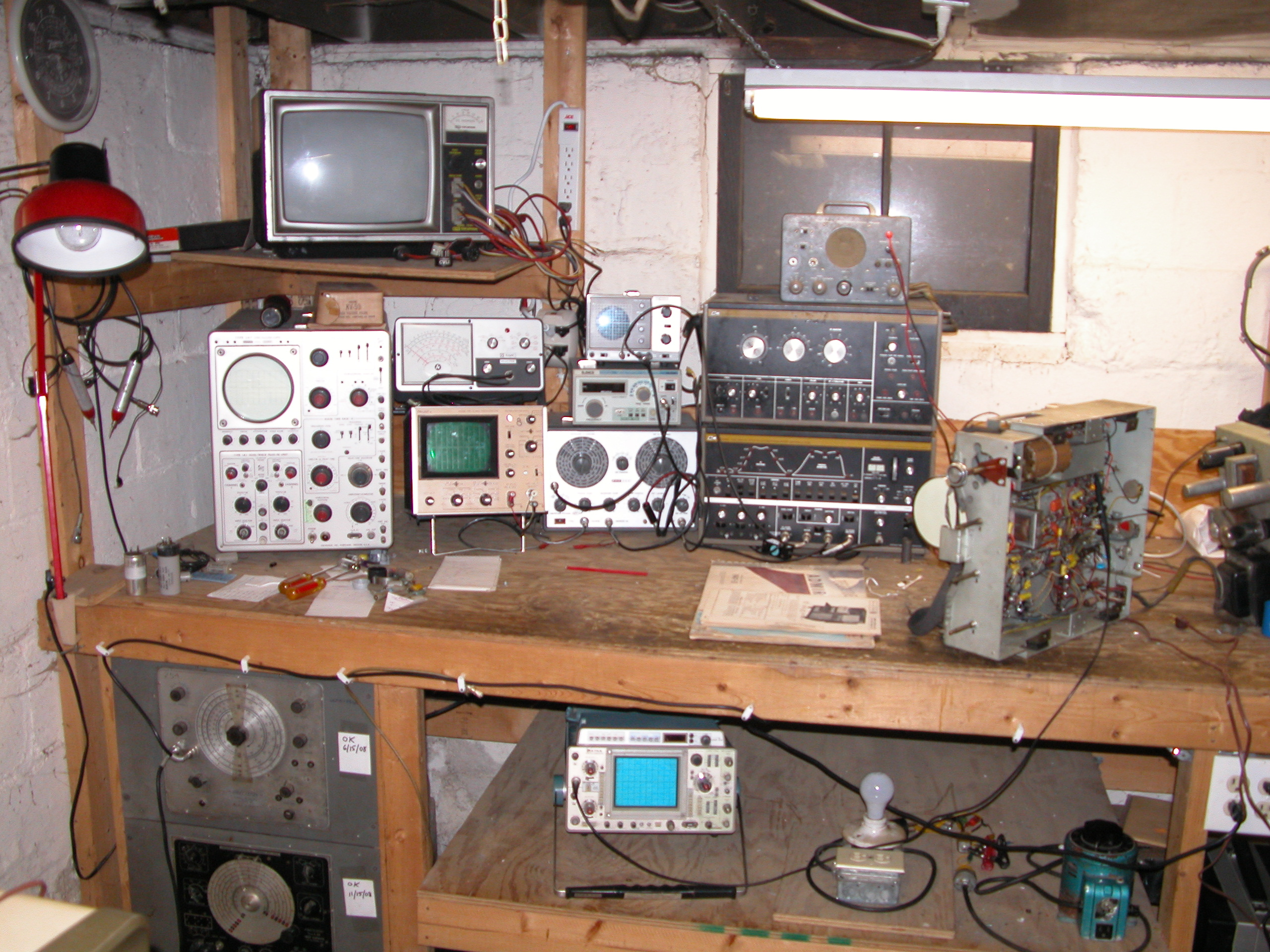 Military surplus electronics best image for Resto equipement